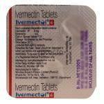 Ivermectol 6 MG Tablet by Ranbaxy Laboratories Ltd.