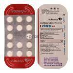 Vozuca 0.3 MG Tablet by Dr. Reddys Laboratories Ltd.