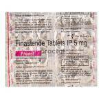 Finast 5 mg Tablet by Dr. Reddys Laboratories Ltd.