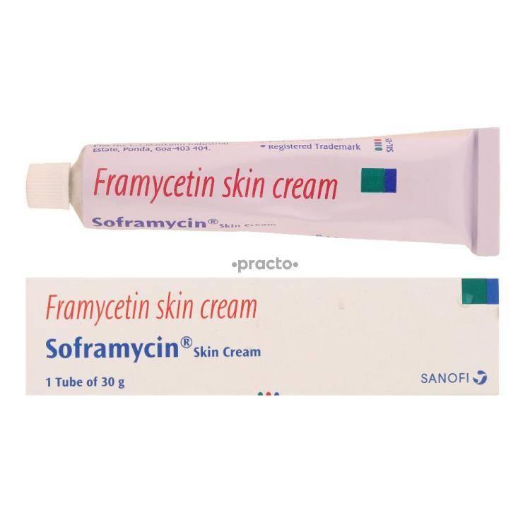 SOFRAMYCIN SKIN CREAM 30GM