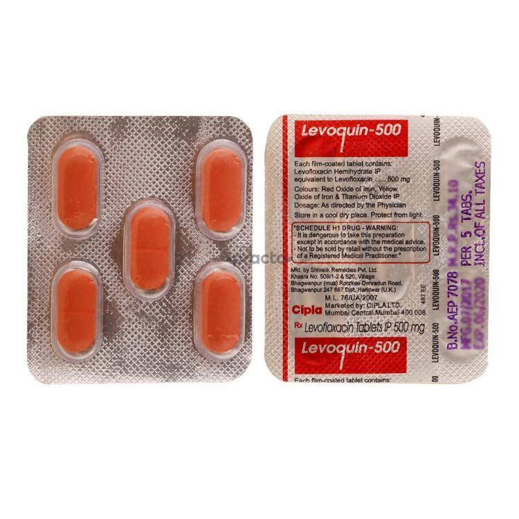 levoquin 500 mg tablet uses dosage side effects price rh practo com