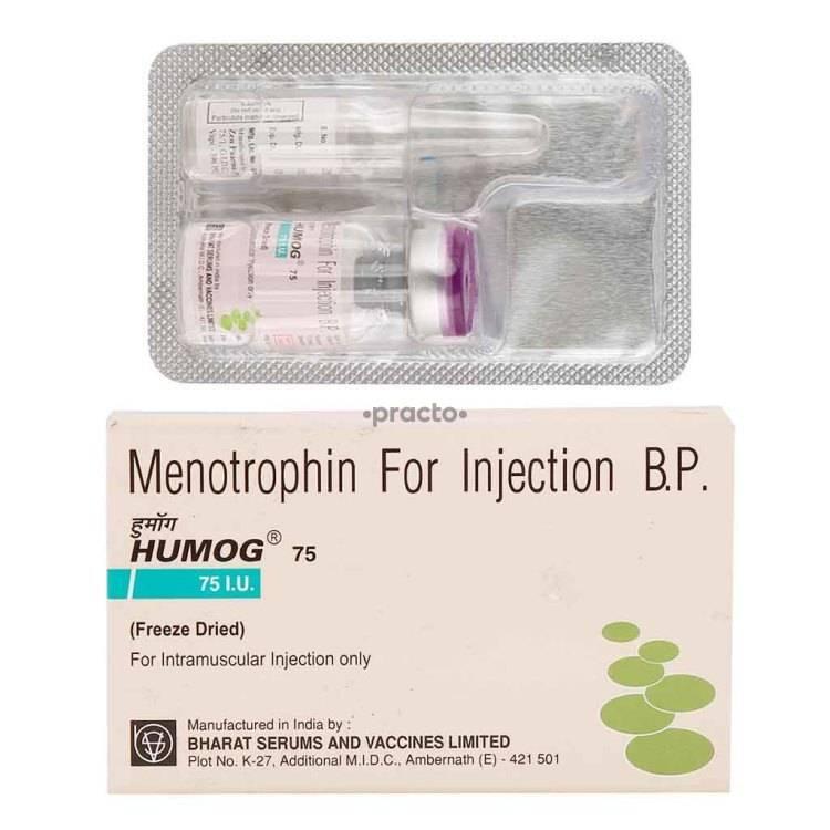 HUMOG 75IU Injection Vial