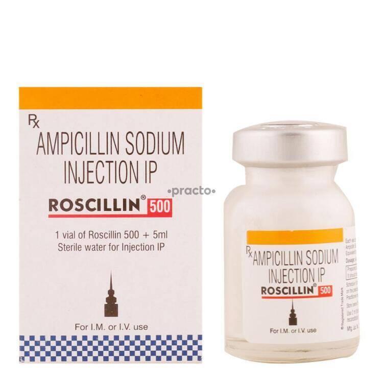 Gercillin 500 mg midget