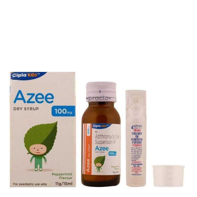 azithromycin 100mg dosis