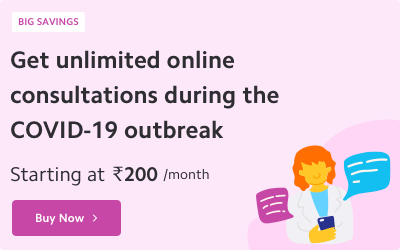 Get unlimited online consultations